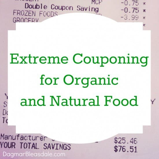 coupons for organic food, DagmarBleasdale.com