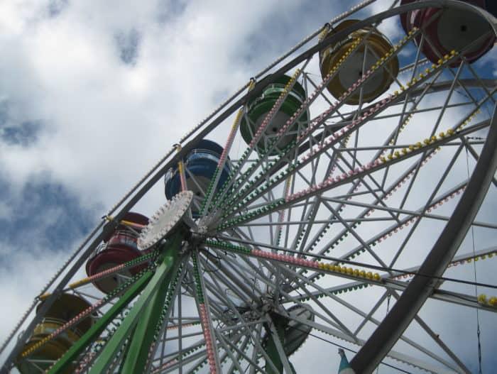 Not-So-Frugal Sunday: The Grange Fair