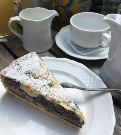 German Streusel Poppy Seed Cake — Mohnkuchen