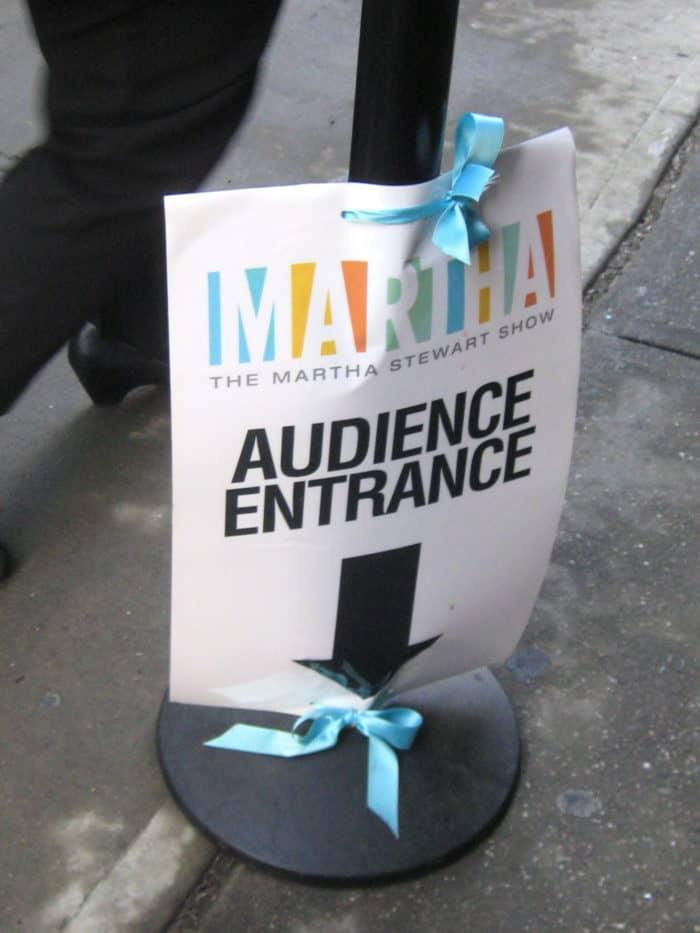 I Attended Martha Stewart's Blogging Show