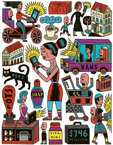 Mommy Bloggers and Their Depiction in the New York Times