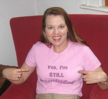 benefits of extended breastfeeding, DagmarBleasdale.com, Dagmar's Home