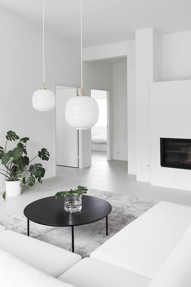 My Dream Home: White Living Room Decorating Ideas