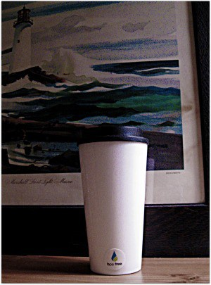 Ode to an Unwanted Coffee Cup