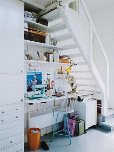 home office ideas. DagmarBleasdale.com