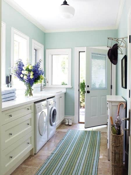 Laundry Room Design On a Budget, DagmarBleasdale.com