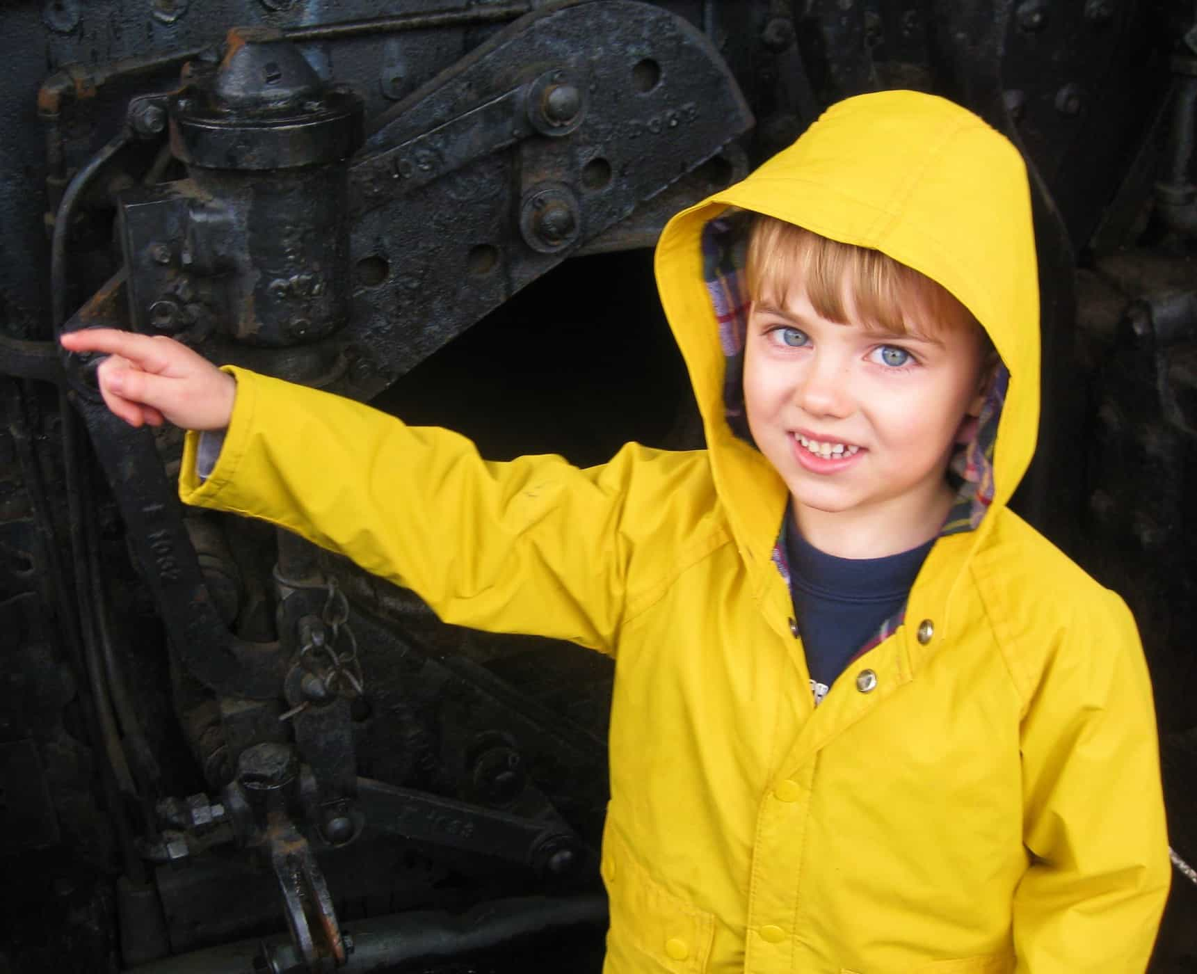 Danbury Train Museum With My Little Train Lover