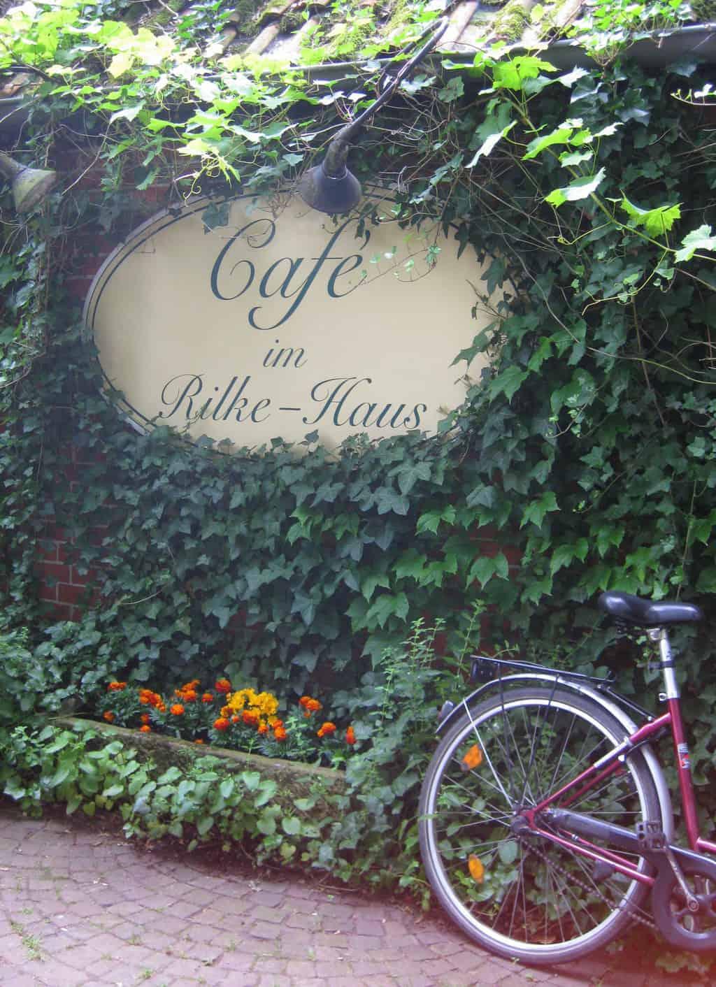 Rilke Haus Rilke cafe, Cafe im Rilke-Haus