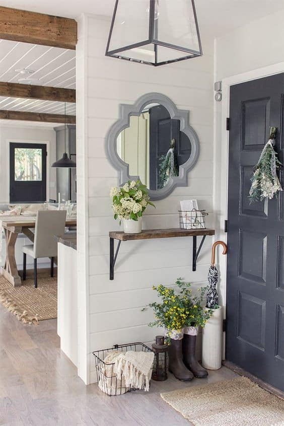 8 Entryway and Front Hall Decorating Ideas You Will Want to Steal