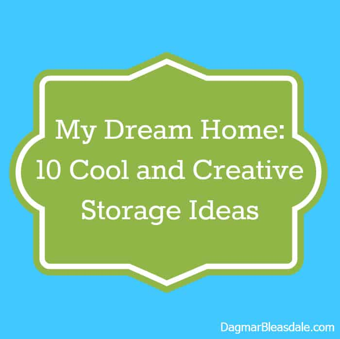10 Cool and Creative Storage Ideas