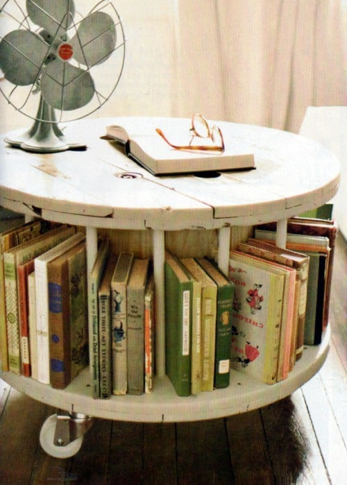 14 Clever Ways to Display and Store Books