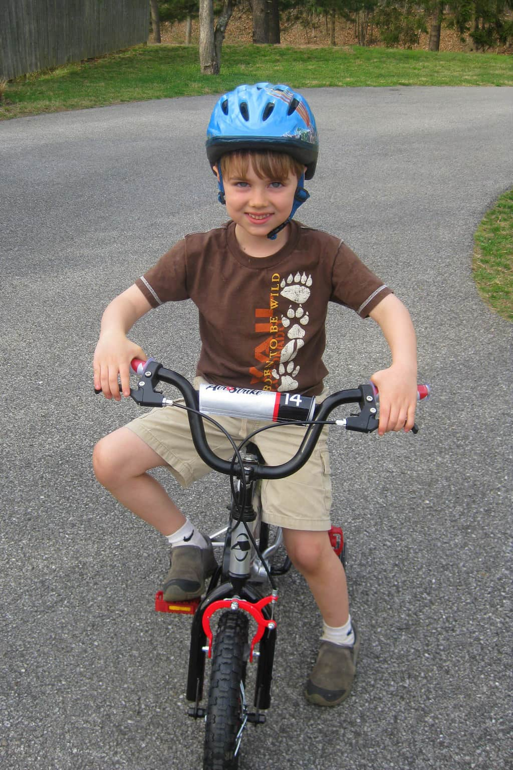 At What Age Did Your Child Learn to Ride a Bike?