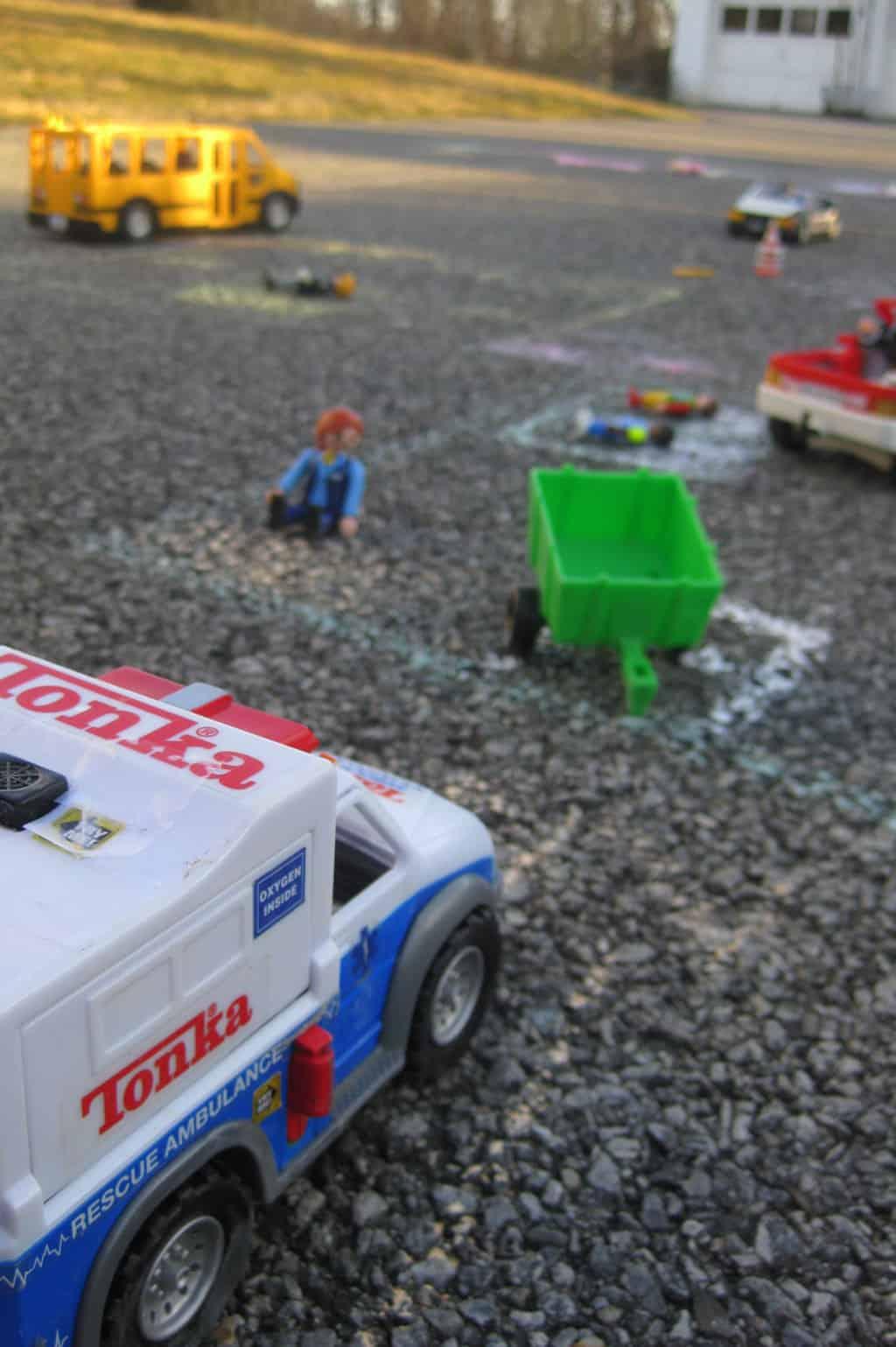 Wordless Wednesday — Playmobil Love