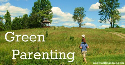 Green Parenting — Live Like the Lorax