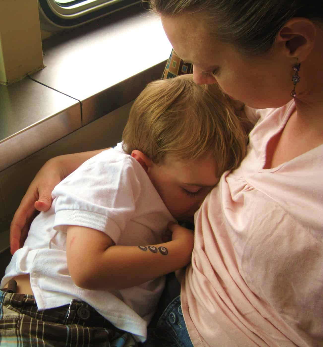 Attachment Parenting Isn't Martyrdom, It's About Following Your Instincts