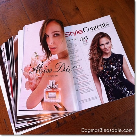 Want to Be Green? Why I Don't Buy Fashion Magazines