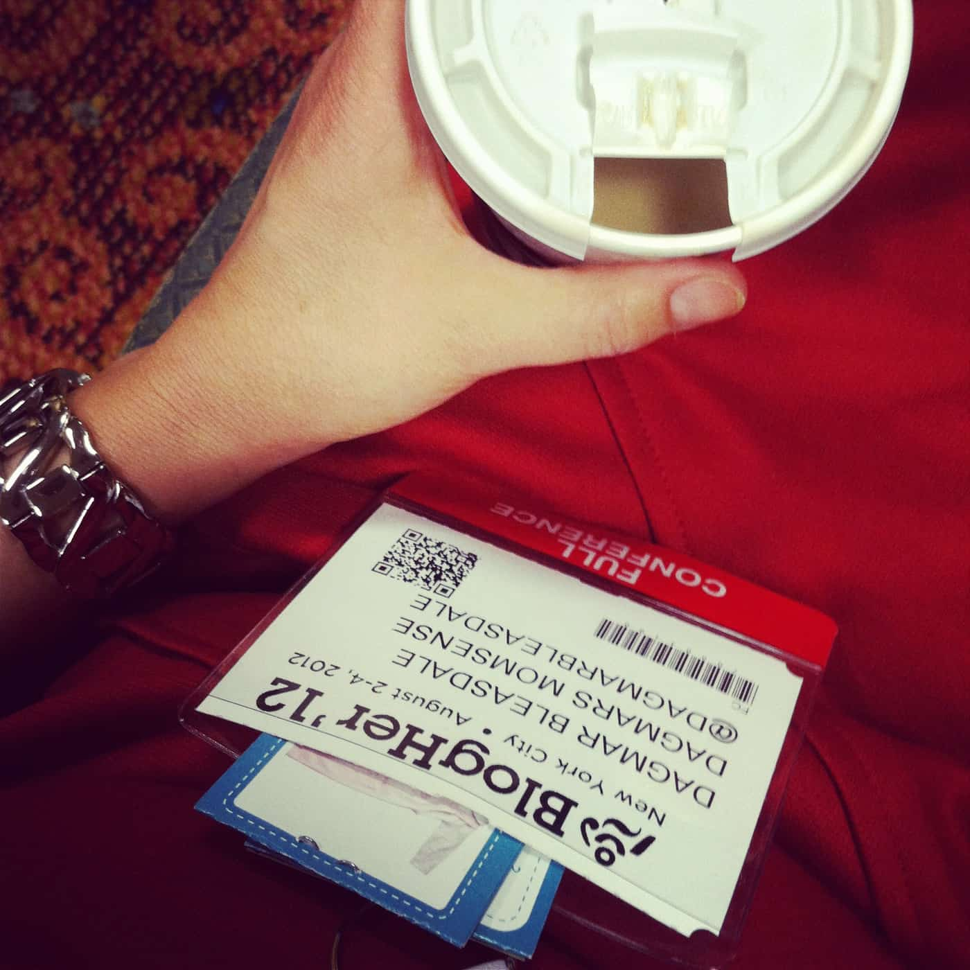 BlogHer'12: What I Learned About iPhoneograpy, Design Bloggers, and More