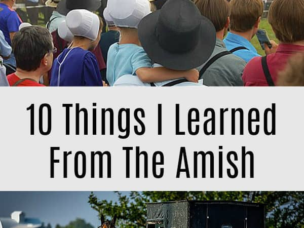 Things I Learned From The Amish in Lancaster