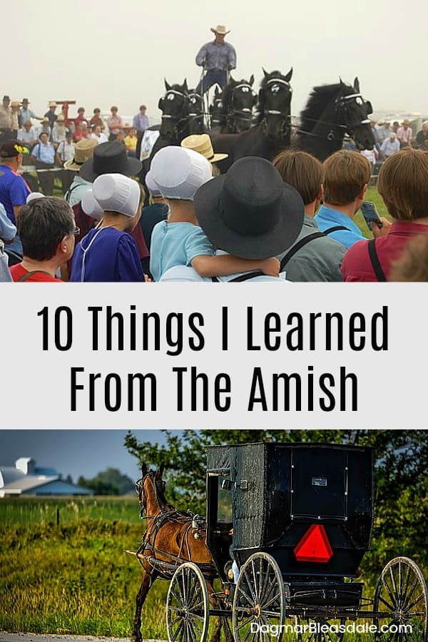 The Amish in Lancaster, PA