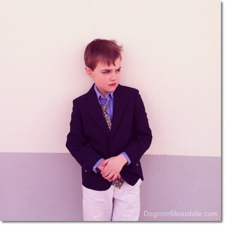 Wordless Wednesday With Linky: Ralph Lauren Model