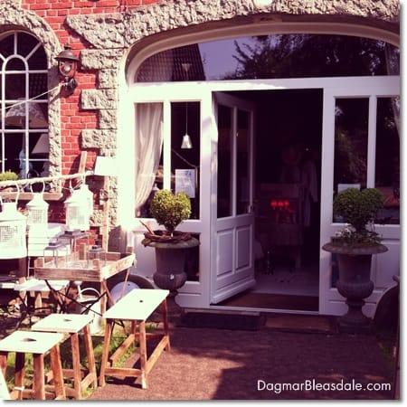 Dagmar's Home Feature: Landlust in Fischerhude, Germany