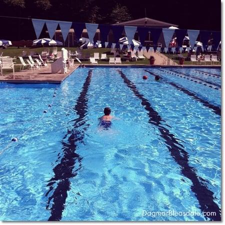 We Got a Swimmer