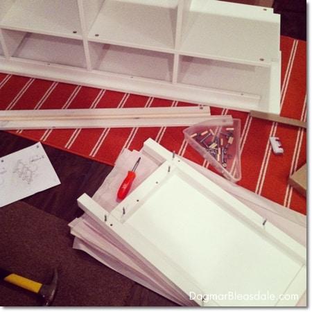 IKEA sofa table