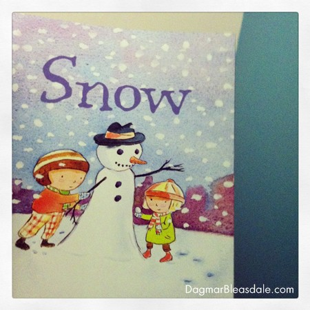 """Snow"" book"
