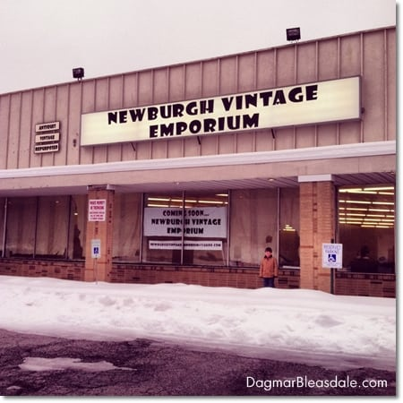 Dagmar's Home Decor Will Have a Booth in the Newburgh Vintage Emporium