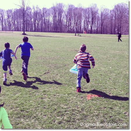Easter Egg Hunt, Mason Jars, and Composting