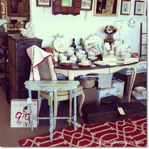 """Thrifty & Vintage Finds"" Link Party #20"