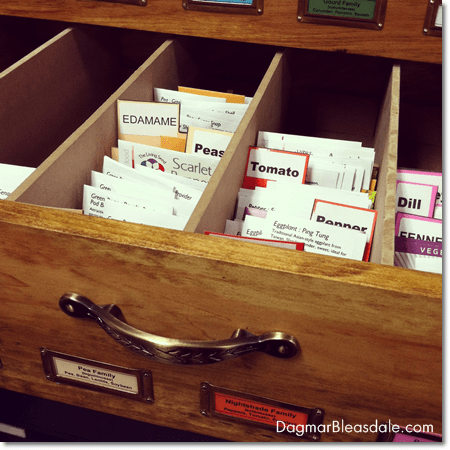 hairloom seeds library