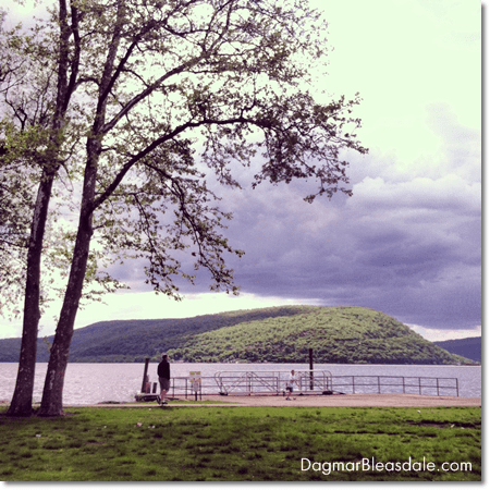 Peekskill waterfront