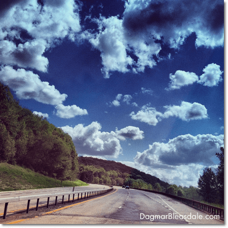 Wordless Wednesday With Linky: Taconic and Clouds