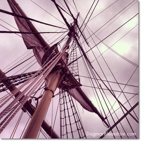 sailboat, Mystic Seaport Museum, CT