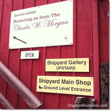Mystic Seaport Museum, CT