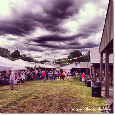 Country Living Fair in Rhinebeck 2014