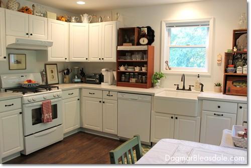 farmhouse kitchen, DagmarBleasdale.com