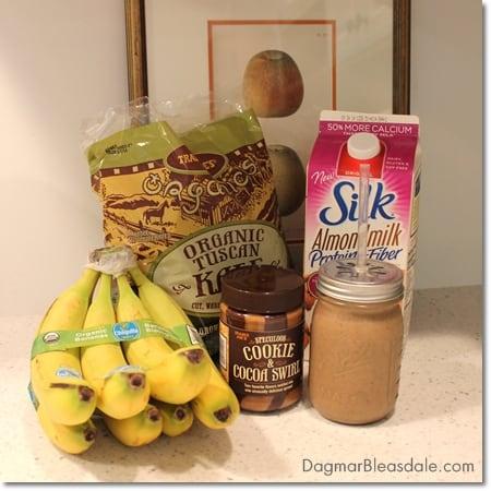 Healthy On-The-Go Snack with Silk Almondmilk Protein+Fiber