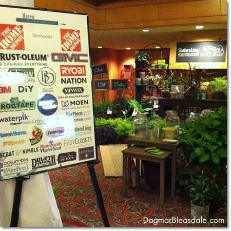 Haven conference 2014, Southern Living plants