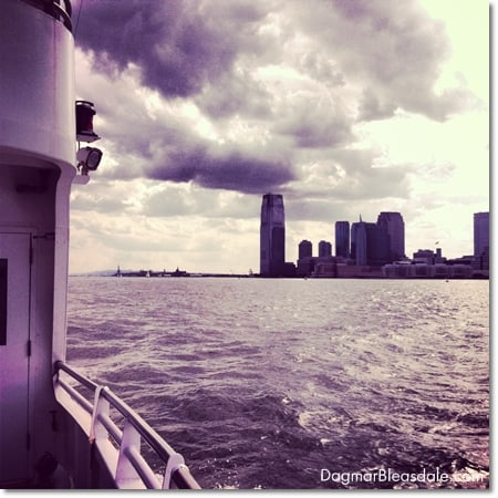 Circle Line Ferry ride, New York City
