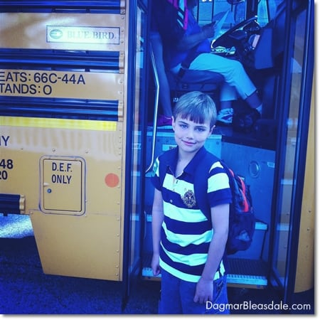 Wordless Wednesday With Linky: Back to School