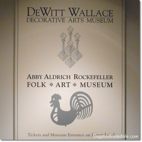 DeWitt Wallace Museum, Williamsburg, VA