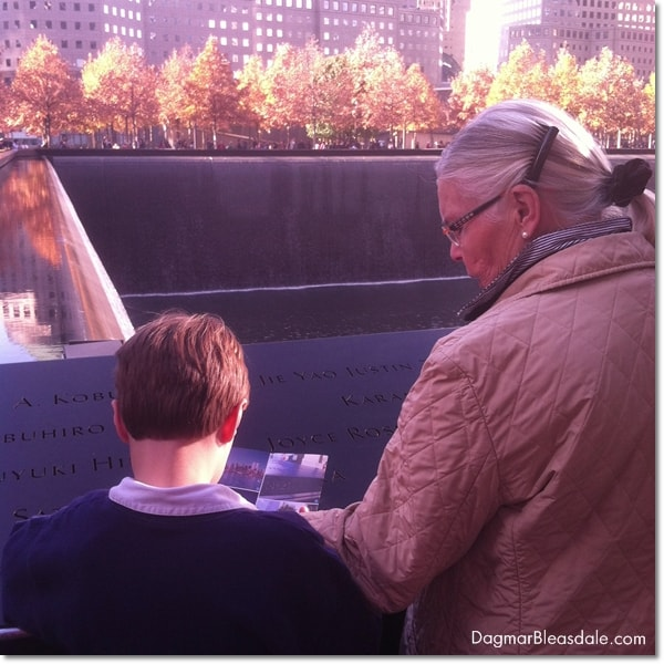 9/11 Museum and pools