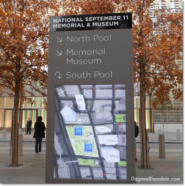 September 11 Museum, Manhattan, DagmarBleasdale.com