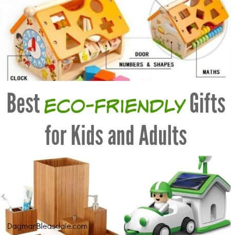 Eco friendly gifts for kids and adults