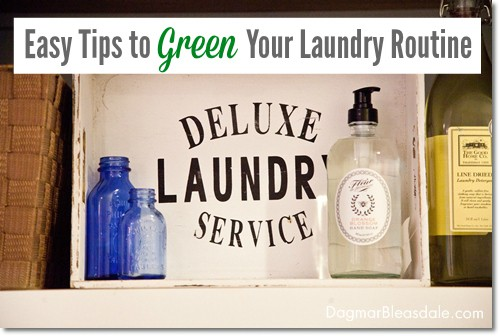 ebay green laundry routine