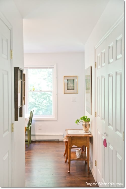 Blue Cottage Decor Our Laundry Closet Interesting Closet In Bedroom Decor Property