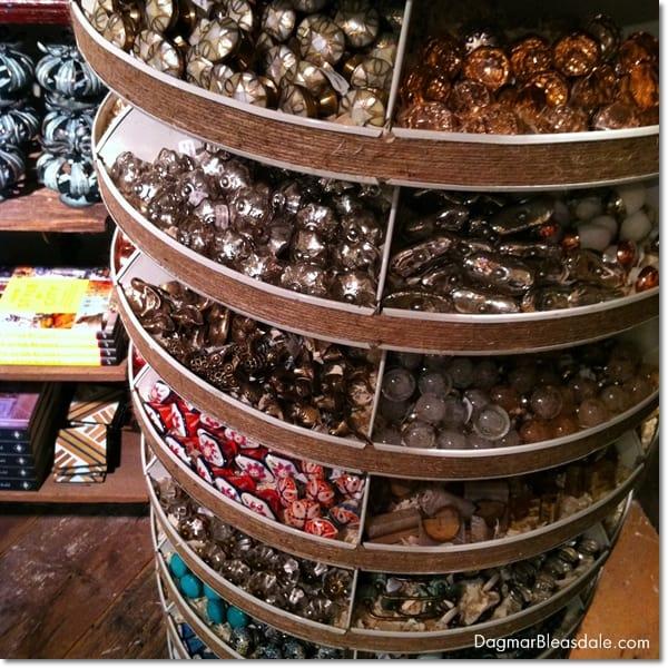 Anthropologie gift ideas, drawer pulls