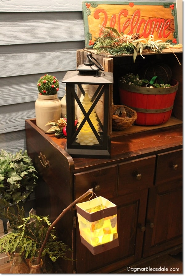 thrifty finds: lanterns